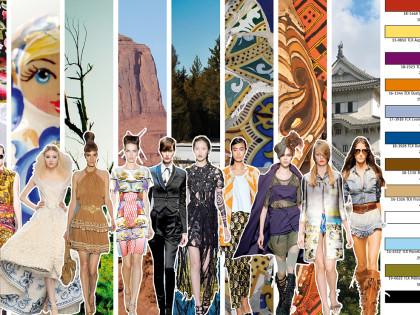Trends & kleuren lente/zomer 2016 (vrouwen)