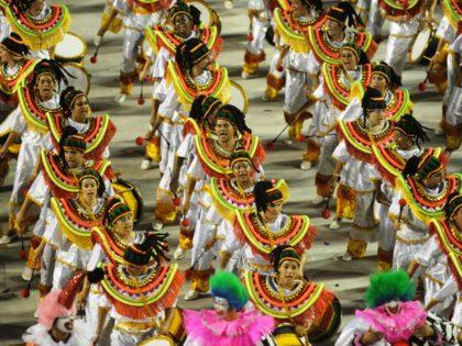 De mode is één groot Carnaval