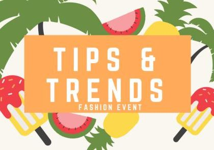 Tips & Trends event